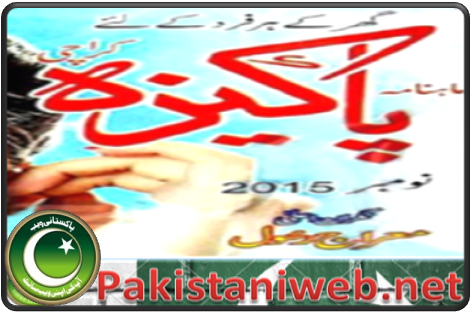 Pakeezah Digest November 2015