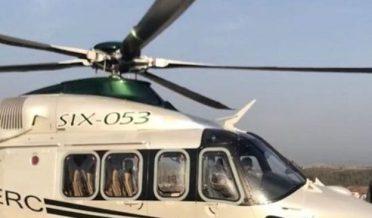 ایک ہیلی کاپٹر کو سٹارٹ کرنے پر ہی ہزاروں کا خرچ آتا ہے بے شک وہ اڑے یا نہ اڑے تو یہ بچپنے والی بات ہے جو کم علمی سے زیادہ کچھ نہیں