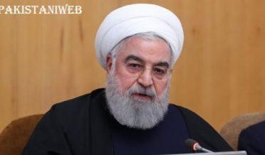 فوج وضاحت کرے کہ طیارہ کیسے گرایا گیا: صدر روحانی